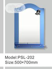 Colored Mirror With Light   Home Accessories for sale in Lagos State, Lagos Mainland