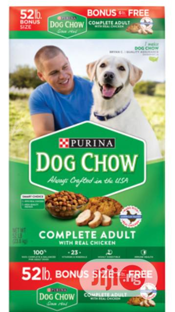 Dog Chow Dog Food Puppy Adult Dogs Cruchy Dry Food Top Quality