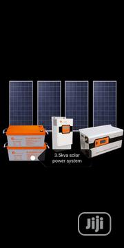3.5kva Set Of Solar System | Solar Energy for sale in Lagos State, Ojo