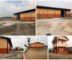 Warehouse 8 Offices For Lease In Port Harcourt