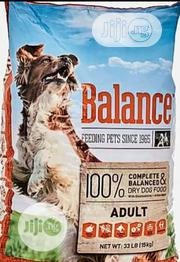 Balance Dog Food Puppy Adult Dogs Cruchy Dry Food Top Quality | Pet's Accessories for sale in Lagos State, Lekki Phase 1