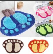 Foot Print Bath Mats,Non-slip Bathroom Carpet | Home Accessories for sale in Lagos State, Ikeja