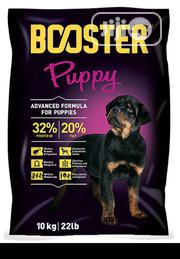 Booster Dog Food Puppy Adult Dogs Cruchy Dry Food Top Quality | Pet's Accessories for sale in Lagos State, Lekki Phase 1