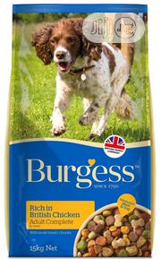 Burgess Dog Food Puppy Adult Dogs Cruchy Dry Food Top Quality | Pet's Accessories for sale in Lagos State, Lekki Phase 1