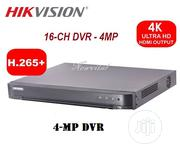 Hikvision 16 Channel 4mp DVR | Security & Surveillance for sale in Lagos State, Ikeja