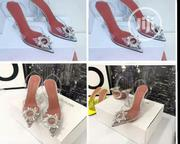 Transparent Pencil Mouth Slippers For Ladies | Shoes for sale in Lagos State, Ikeja