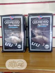 Carquest Wearever Platinum Professional Brake Pad | Vehicle Parts & Accessories for sale in Abuja (FCT) State, Utako