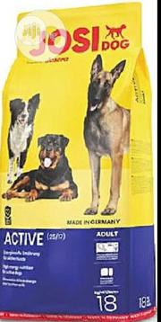 Josi Dog Food Puppy Adult Dogs Cruchy Dry Food Top Quality | Pet's Accessories for sale in Lagos State, Lekki Phase 1