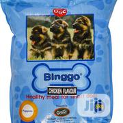 Binggo Dog Food Puppy Adult Dogs Cruchy Dry Food Top Quality | Pet's Accessories for sale in Lagos State, Lekki Phase 1
