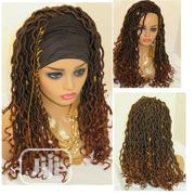 Crochet Faux Locks Braided Wig | Hair Beauty for sale in Lagos State, Lagos Mainland