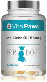The Best Cod Liver Oil Supplement For Heathy Puppy Dog Growth | Pet's Accessories for sale in Lagos State, Lekki Phase 1