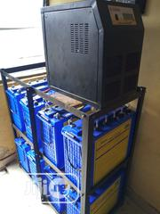 5kva/48v Power Inverter System With 8 200ah Tall Tubular Batteries | Electrical Equipment for sale in Oyo State, Oluyole