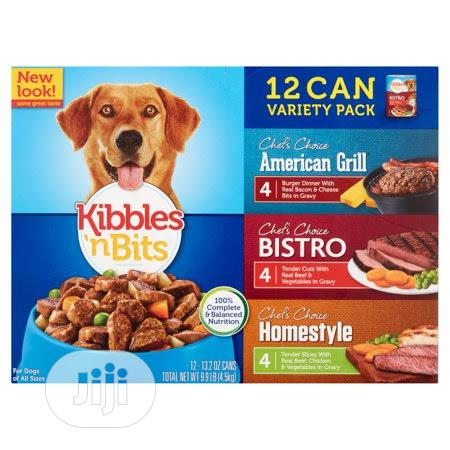 Canned Dog Food Puppy Adult Dogs Cruchy Wet Food Top Quality