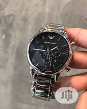 Men Emporio Armani Wristwatch | Watches for sale in Lagos State, Lagos Island