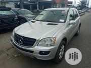 Mercedes-Benz M Class 2006 Silver | Cars for sale in Lagos State, Isolo