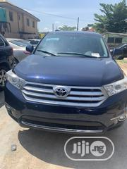 Toyota Highlander 2013 SE 3.5L 4WD Blue | Cars for sale in Oyo State, Ibadan South West