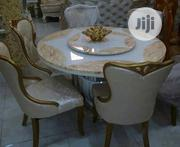 Round Dinning Table With 6 Chairs | Furniture for sale in Lagos State, Ojo