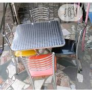 Restaurant Table With 4 Chirs | Furniture for sale in Lagos State, Ojo