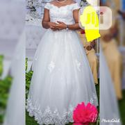 Wedding Gown Size 12 | Wedding Wear for sale in Rivers State, Port-Harcourt