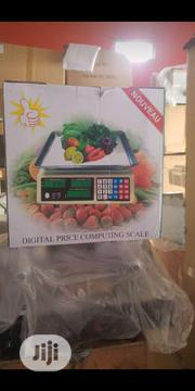 Electronic Digital Price Scale. 40kg | Store Equipment for sale in Kano State, Kano Municipal