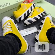 Off__white C/O Vulc Virgil Ahblo | Shoes for sale in Lagos State, Lagos Island