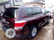 Toyota Highlander Limited 2012 Brown | Cars for sale in Lagos State, Ikeja
