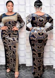 Quality Turkish Side-Slit Long Gown | Clothing for sale in Lagos State, Ikeja