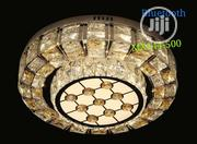 Crystal Flush Chandelier With Bluetooth   Home Accessories for sale in Lagos State, Ojo