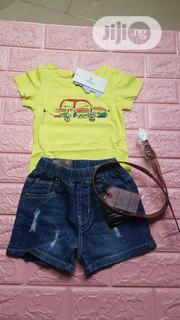 Complete Set With Belt | Children's Clothing for sale in Lagos State, Alimosho