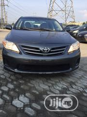 Toyota Corolla 2013 Gray | Cars for sale in Lagos State, Lekki Phase 2