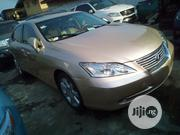 Lexus ES 350 2008 Gold | Cars for sale in Lagos State, Lagos Mainland