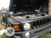 Hummer H3 2007 SUV Luxury Black | Cars for sale in Lagos State, Ikeja