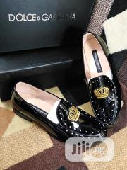 Dolce and Gabbana Logo Loafers Men Shoe   Shoes for sale in Lagos State, Lekki Phase 1