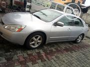 Honda Accord 2004 Sedan EX Silver | Cars for sale in Rivers State, Port-Harcourt