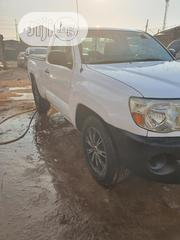 Toyota Tacoma 2008 Access Cab White | Cars for sale in Lagos State, Ifako-Ijaiye