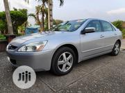Honda Accord Sedan EX Automatic 2005 Silver | Cars for sale in Lagos State, Ikeja