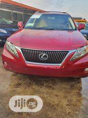 Lexus RX 2010 350 Red | Cars for sale in Lagos State, Ifako-Ijaiye