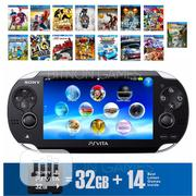 Psvita Console With Installed Games | Video Games for sale in Lagos State, Ikeja