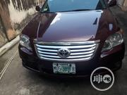 Toyota Avalon 2008 Red | Cars for sale in Lagos State, Mushin