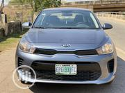 Kia Rio 2018 Gray | Cars for sale in Abuja (FCT) State, Central Business District