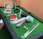 Original Snooker Pool Table With Full Accessories | Sports Equipment for sale in Lagos State, Lekki Phase 1