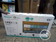65 Inch EURO 2020 Hisense UHD 4k Smart TV With Netflix Series 7 | TV & DVD Equipment for sale in Lagos State, Ojo