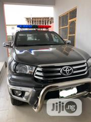 Toyota Hilux 2017 SR5 4x4 Gray | Cars for sale in Lagos State, Lekki Phase 1
