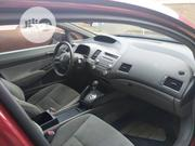 Honda Civic 2008 Red | Cars for sale in Lagos State, Amuwo-Odofin