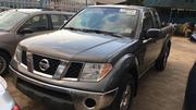 Nissan Frontier 2008 Gray | Cars for sale in Lagos State, Ojodu