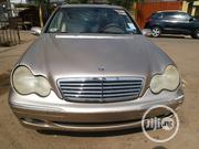 Mercedes-Benz C320 2002 Gold | Cars for sale in Lagos State, Mushin