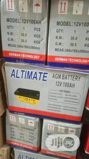 200amps Deep Circle Solar Batteries | Solar Energy for sale in Lagos State, Ojo