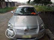Toyota Avensis 2008 Silver | Cars for sale in Akwa Ibom State, Uyo