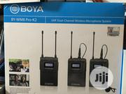 Boya By-wm8 Pro-k2 Wireless Microphone | Audio & Music Equipment for sale in Lagos State, Lagos Island