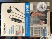 Boya By -M1 Microphone | Headphones for sale in Lagos State, Lagos Island